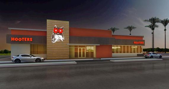 Rede Americana Hooters abre sua quarta loja no Brasil, no Rio de Janeiro Eventos BaresSP 570x300 imagem