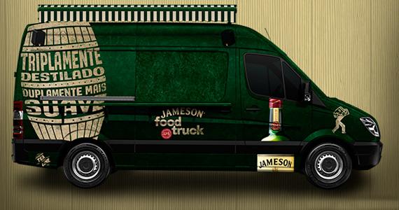 Projeto Jameson Food Truck chega a São Paulo e leva gastronomia gourmet para as ruas Eventos BaresSP 570x300 imagem