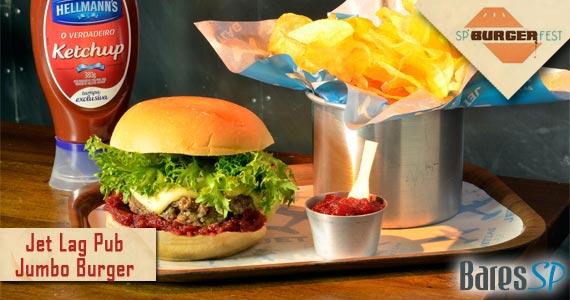 SP Burger Fest acontece no mês de Maio e conta com participação do Jet Lag Pub Eventos BaresSP 570x300 imagem