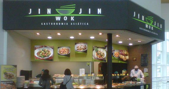 Restaurantes Jin Jin Wok realiza Festival do Rolinho em novembro Eventos BaresSP 570x300 imagem