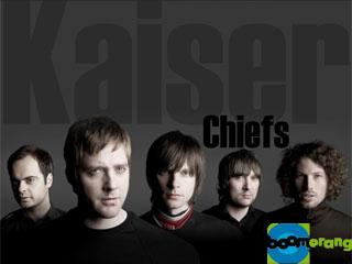 Kaiser Chiefs: Descolada banda inglesa desembarca no Boomerang em Abril Eventos BaresSP 570x300 imagem