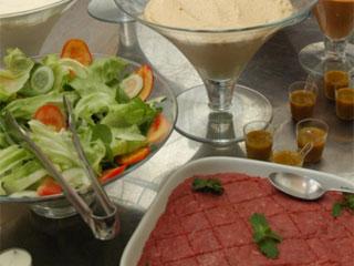 A Kebaberia, a casa do Kebab, está com novidades para o almoço. Eventos BaresSP 570x300 imagem