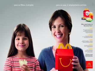 McDonald's muda seu cardápio para um versão mais saudável Eventos BaresSP 570x300 imagem