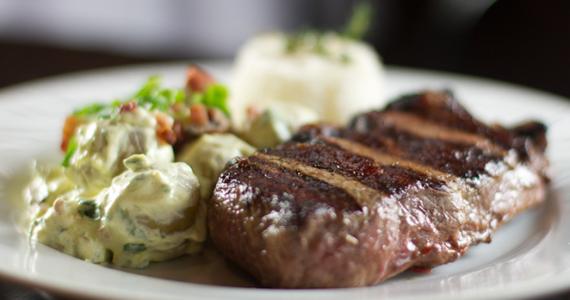 La Caballeriza apresenta Bife de Chorizo no Restaurante Week 2012 Eventos BaresSP 570x300 imagem