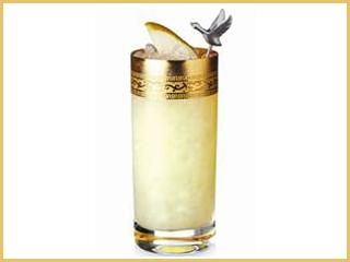 Aprenda a preprarar o drink Le Poire de Merche  Eventos BaresSP 570x300 imagem
