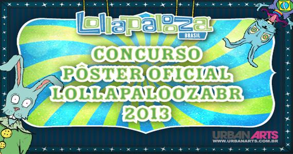Lollapalooza lança concurso para pôster oficial do festival premiando vencedores com ingressos Eventos BaresSP 570x300 imagem