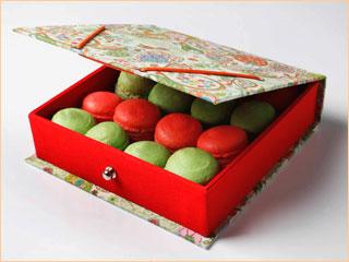 Macaron: opção diferenciada para presentear no Natal  Eventos BaresSP 570x300 imagem