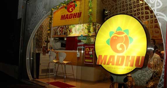 Restaurante Madhu comemora 3º aniversário e oferece cortesia aos clientes Eventos BaresSP 570x300 imagem