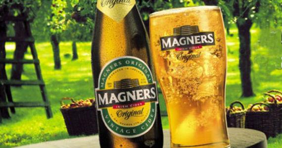 Cerveja irlandesa Magners chega ao Brasil para o St. Patrick's Day Eventos BaresSP 570x300 imagem