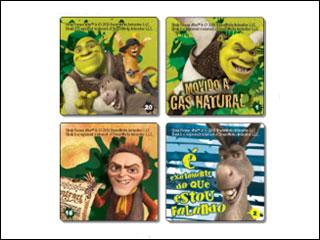 Mais Vita agora na versão de 200 ml com divertidos adesivos de Shrek! Eventos BaresSP 570x300 imagem