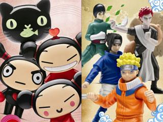 Pucca e Naruto chegam ao McDonald's  Eventos BaresSP 570x300 imagem