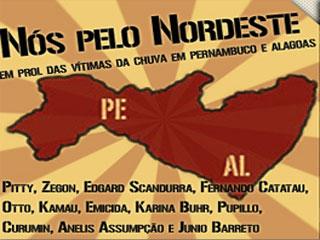 """Show """"Nós Pelo Nordeste"""" no Comitê Club será para arrecadação de fundos para o nordeste Eventos BaresSP 570x300 imagem"""