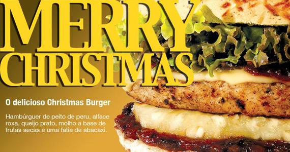 Sanduíche e Shake de Natal são as atrações deste mês no The Fifties Eventos BaresSP 570x300 imagem