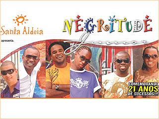Negritude Júnior Comemora hoje 21 anos de carreira no Santa Aldeia Eventos BaresSP 570x300 imagem
