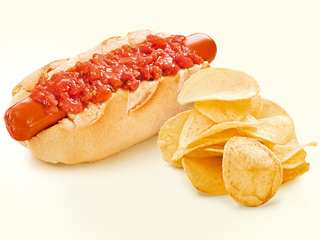 The Fifties Traditional Burger lança novo hot dog Eventos BaresSP 570x300 imagem