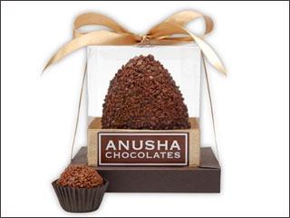 Anusha Chocolates apresenta sua páscoa e lança ovo com flor de sal Eventos BaresSP 570x300 imagem