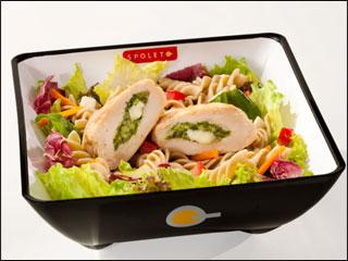 Spoleto aposta no Frango Fidalgo, seu primeiro prato de peito de frango Eventos BaresSP 570x300 imagem
