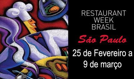 Restaurant Week - O Brasil inserido no Circuito Mundial da Gastronomia Eventos BaresSP 570x300 imagem