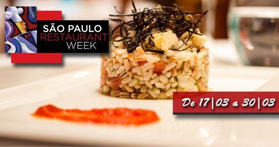 Confira os estabelecimentos participantes da 14º Edição do Restaurant Week Eventos BaresSP 570x300 imagem