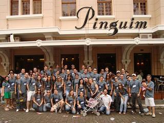 Grupo A Rota visitou em 1 dia cerca de 25 bares de Ribeirão Preto para apreciar diversos tipos de chopp Eventos BaresSP 570x300 imagem