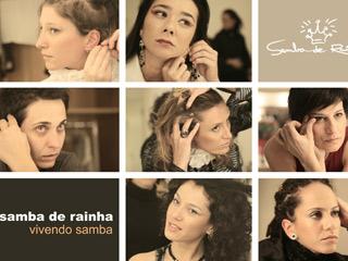 Samba de Rainha faz lançamento de seu novo CD no Citibank Hall Eventos BaresSP 570x300 imagem