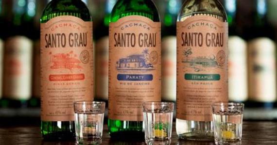 Bar do Juarez e  cachaça Santo Grau comemoram o Dia Nacional da Cachaça Eventos BaresSP 570x300 imagem
