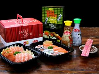 Sassá Sushi aposta no delivery de qualidade Eventos BaresSP 570x300 imagem