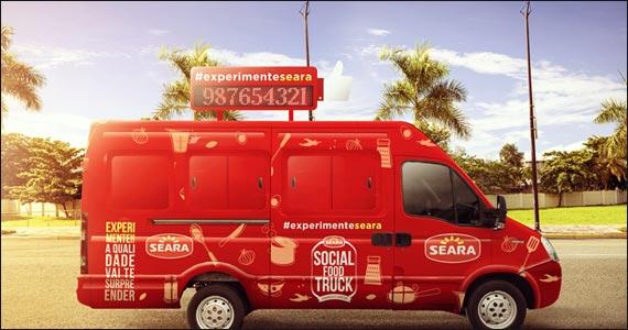 Marca JBS Foods traz para São Paulo o projeto Social Food Truck Seara Eventos BaresSP 570x300 imagem