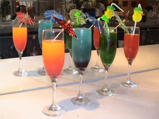 Agrede a todos com drinks sem álcool para o Dia das Crianças