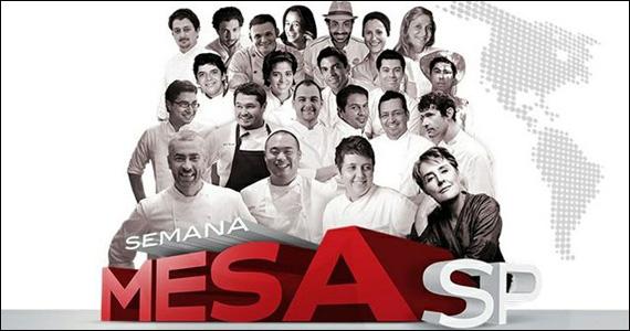 """Café Gourmet Santa Mônica participa da Semana da Mesa com o workshop """"Aprenda a fazer um Latte Art"""" Eventos BaresSP 570x300 imagem"""