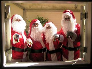 Trovadores Urbanos canta o espirito natalino com o projeto Serenata dos Noéis Eventos BaresSP 570x300 imagem