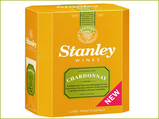 Vinho australiano Stanley Chardonnay traz ao Brasil o sabor intenso do vinho branco Eventos BaresSP 570x300 imagem