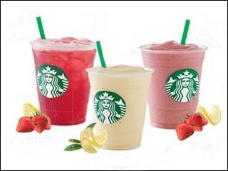 Starbucks Brasil apresenta cardápio especial com novos Iced Shakens e Frappucinos para comemorar o início da primavera Eventos BaresSP 570x300 imagem