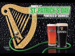O' Malley's terá comemorações para St. Patrick's Eventos BaresSP 570x300 imagem