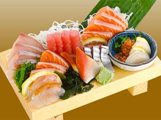 Sushis, sashimis e temakis podem ser boa pedida para uma ceia oriental Eventos BaresSP 570x300 imagem