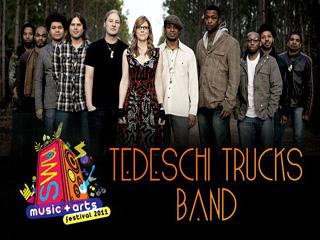Grupo Tedeschi Trucks Band confirma apresentação no festival SWU. Eventos BaresSP 570x300 imagem