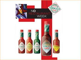 Tabasco® participa da 5º edição do Restaurant Week Eventos BaresSP 570x300 imagem