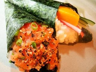 Temakis é uma das sugestões do Koi Restaurante para o Verão 2009 Eventos BaresSP 570x300 imagem