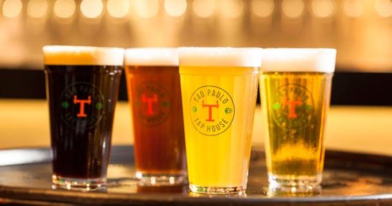 Petroleum Week mostra detalhes sobre cervejas artesanais na São Paulo Tap House Eventos BaresSP 570x300 imagem