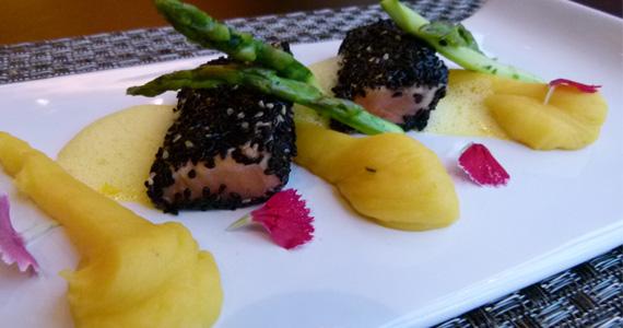 Chef Marcelo do Restaurante Tarsila dá dica para receita de almoço do Dia das Mães Eventos BaresSP 570x300 imagem