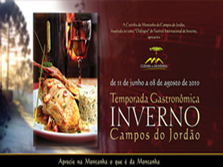 Temporada Gastronômica Inverno Campos do Jordão 2010 Eventos BaresSP 570x300 imagem