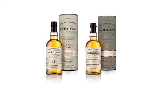 Wihisky The Balvenie acaba de lançar duas versões especiais da bebida que chega ao Brasil Eventos BaresSP 570x300 imagem