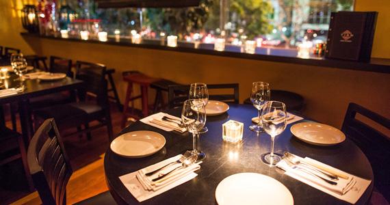 Valentine's Day com menu especial e taça de espumante no restaurante Tian Eventos BaresSP 570x300 imagem