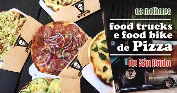 Os melhores Food Trucks e Food Bike de Pizza em São Paulo Eventos BaresSP 570x300 imagem