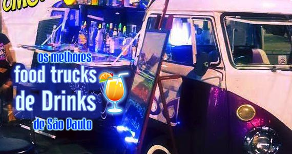 Conheça os melhores food trucks de bebidas de São Paulo Eventos BaresSP 570x300 imagem