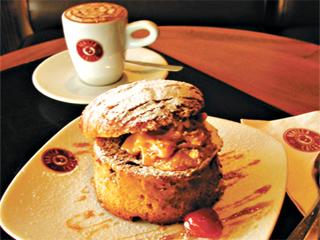 Rede de lojas Vanilla Café começa a vender o mini panettone, Vanittone Eventos BaresSP 570x300 imagem