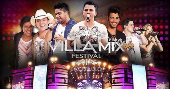 Confirmado! São Paulo recebe pela primeira vez um dos maiores festivais sertanejos do país, o Villa Mix Festival Eventos BaresSP 570x300 imagem