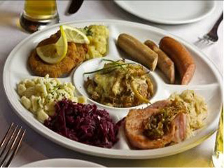 Restaurante Weinstube prepara menu degustação de gastronomia alemã Eventos BaresSP 570x300 imagem