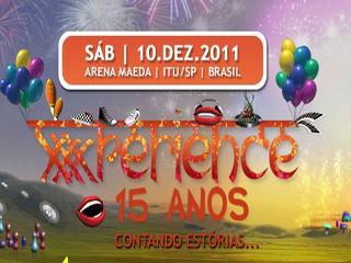XXXPERIENCE comemora 15 anos com festa XXX15 em Dezembro Eventos BaresSP 570x300 imagem