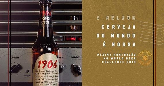 Cerveja 1906 ganha prêmio de melhor do mundo pelo World Beer Challenge Eventos BaresSP 570x300 imagem